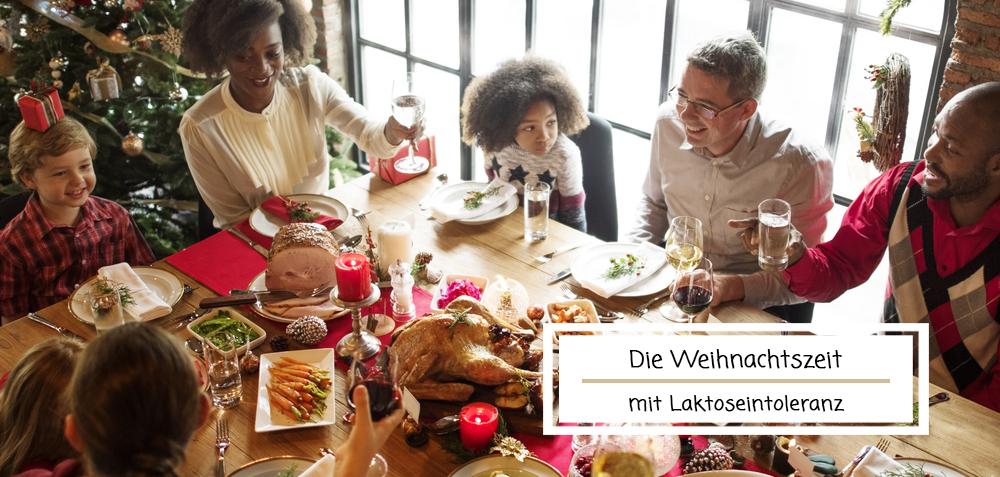 Weihnachtszeit mit Laktoseintoleranz