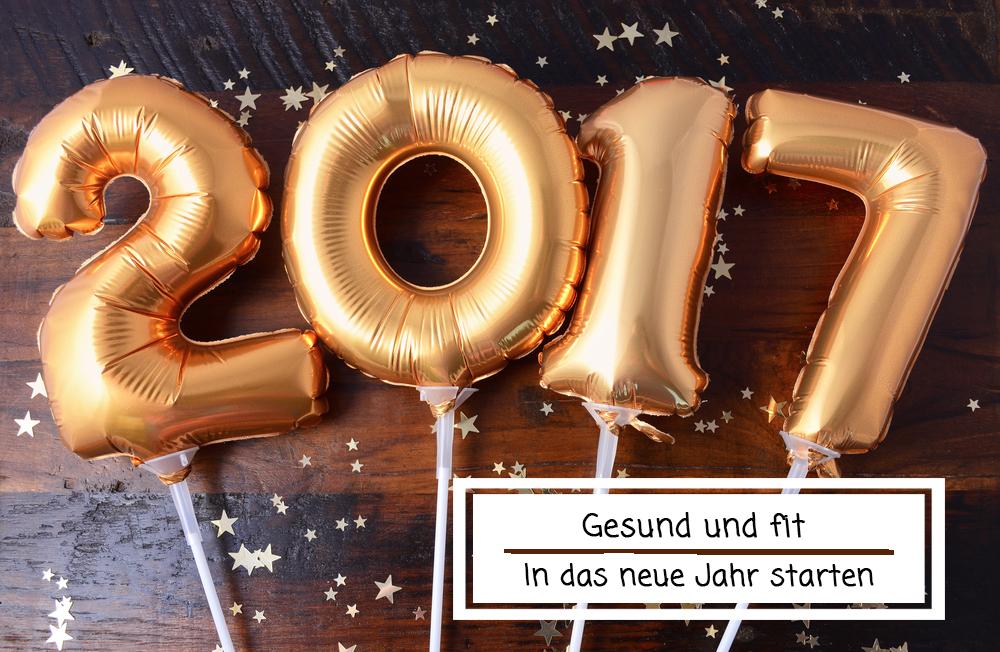 Gesund und fit ins neue Jahr