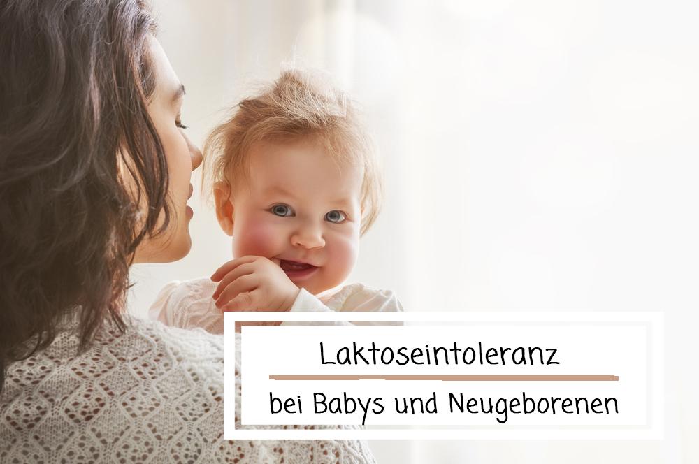 Laktoseintoleranz Bei Babys Und Neugeborenen
