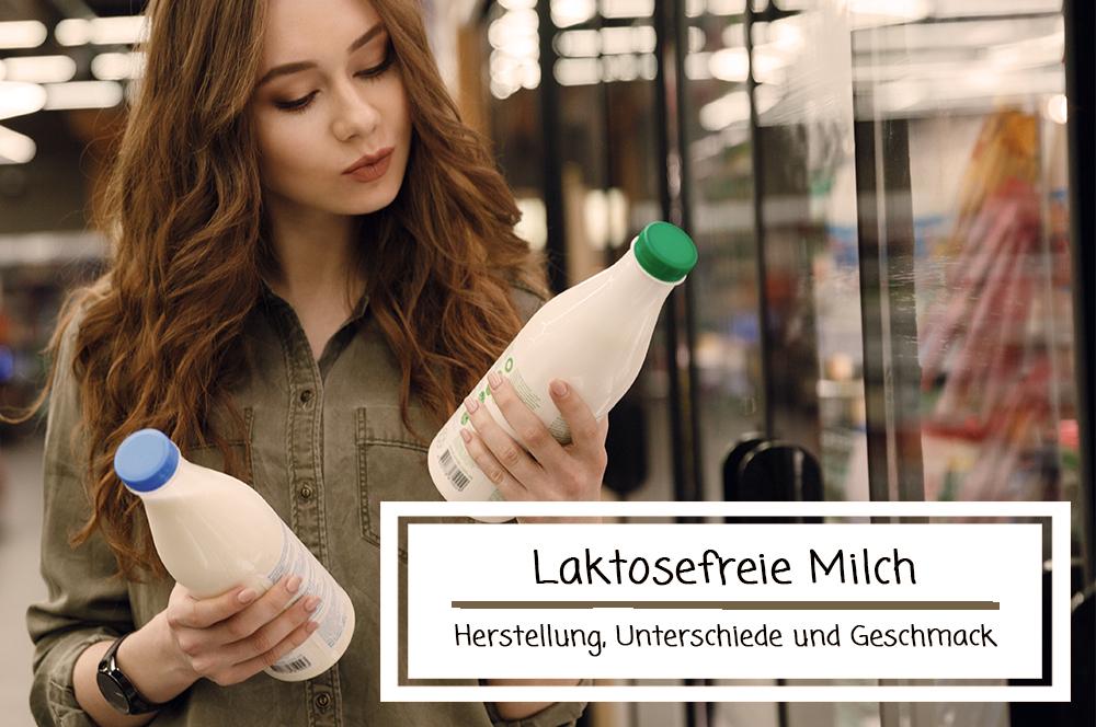 Mysterium laktosefreie Milch: Herstellung, Unterschiede und Geschmack