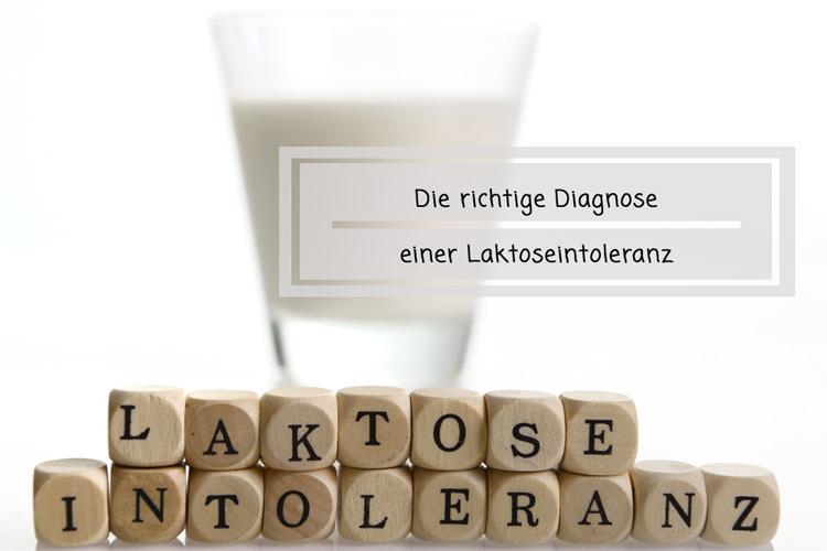 Die richtige Diagnose einer Laktoseintoleranz